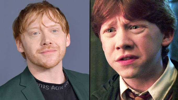 Rupert Grint A Trouvé Que Faire Les Films Harry Potter