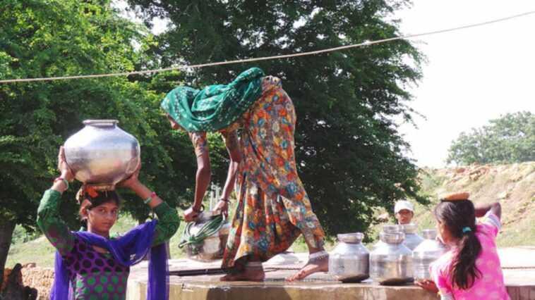 Les Femmes Gèrent Directement Les Ressources Naturelles, Ce Qui Est