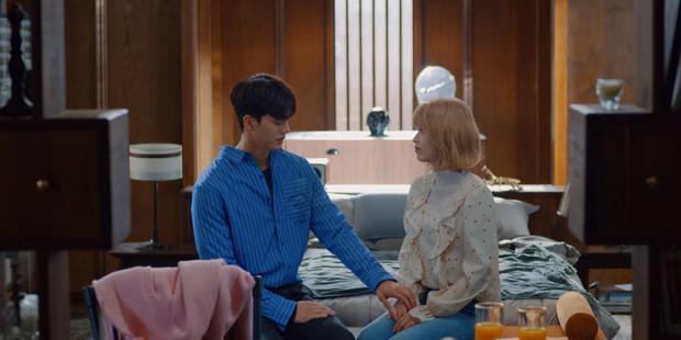 Le chanteur Ahn Hyo Seop a refusé la proposition de rôle dans Love Alarm.  (Photo: Netflix)