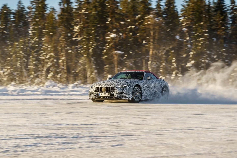 Mercedes-Benz SL R232