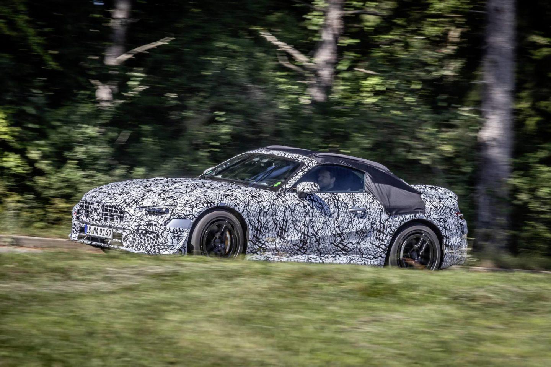 Mercedes-Benz SL 2021