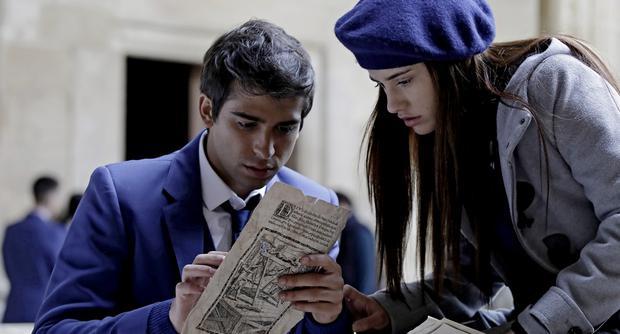 """Scène de """"El Internado: las cumbres"""".  (Photo: Amazon Prime Video)"""