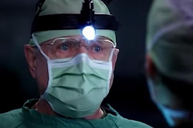 Craig était le mentor de Cristina (Photo: Grey's Anatomy / ABC)