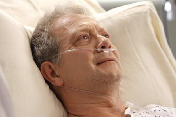 """Jeff Perry a joué Thatcher Gray dans """"L'anatomie de Grey"""" (Photo: ABC)"""