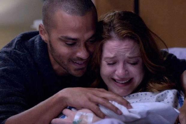 Une partie d'avril et Jackson sont morts avec leur fils (Photo: ABC)