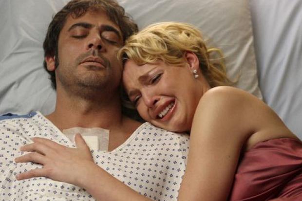"""Ce fut l'un des moments les plus tristes de """"L'anatomie de Grey"""" (Photo: ABC)"""