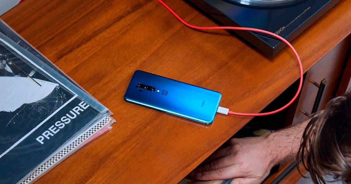 Téléphones OnePlus avec plus de batterie