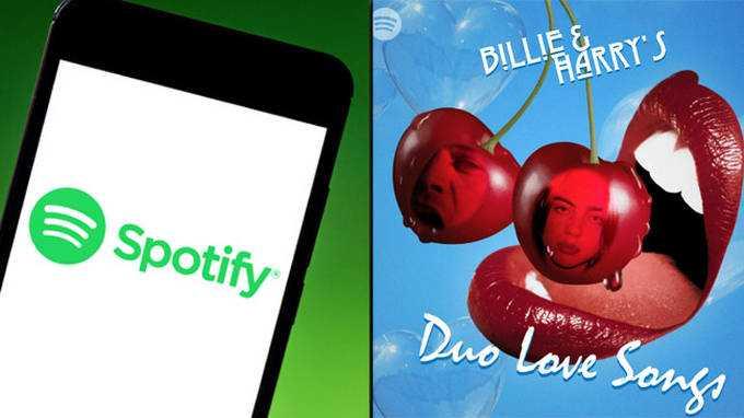 La Nouvelle Fonctionnalité De Quiz D'amour De Spotify Crée Des