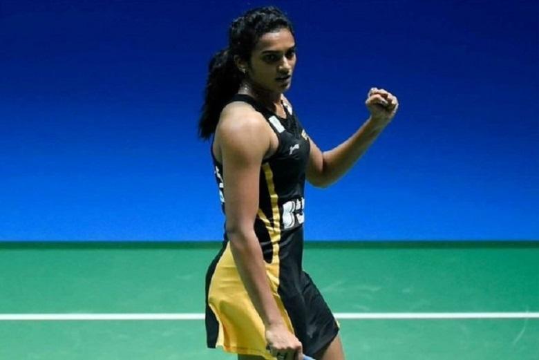 champion PV Sindhu