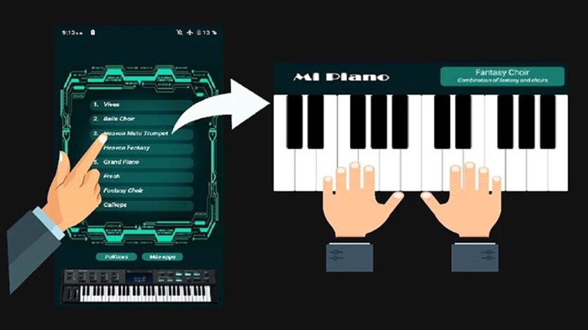 orgue électronique