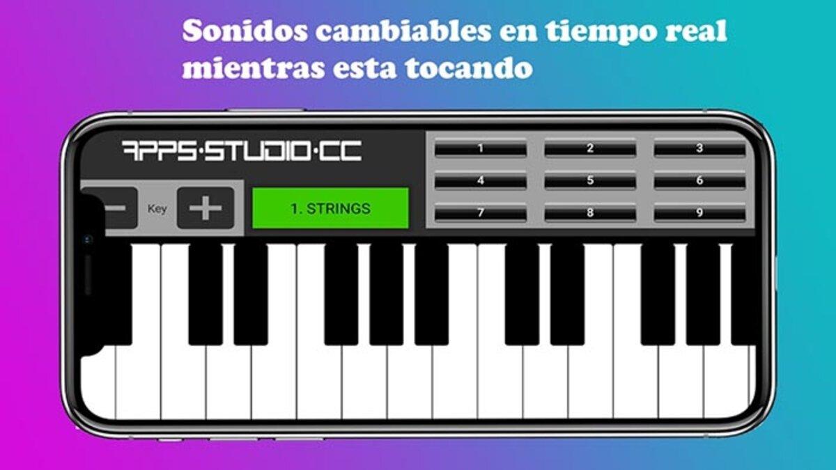 piano d'orgue et synthétiseur