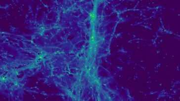 Le Télescope De L'eso Capture Des Images D'une Toile Cosmique