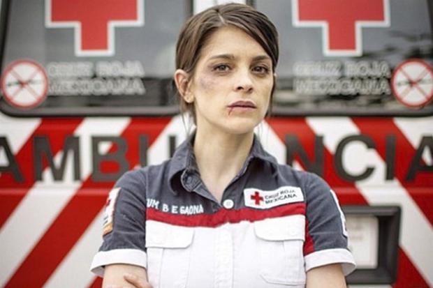 """Irene Azuela a joué Elisa Gaona dans """"Paramedics"""" (Photo: Gussi Cinema)"""