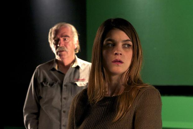 "Irene Azuela a joué Julia dans ""Third Call"" (Photo: Gussi Cinema)"