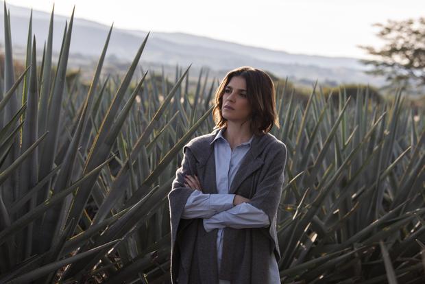 John Malcovich a réalisé Irene Azuela dans la pièce «The Good Canary» (Photo: Netflix)