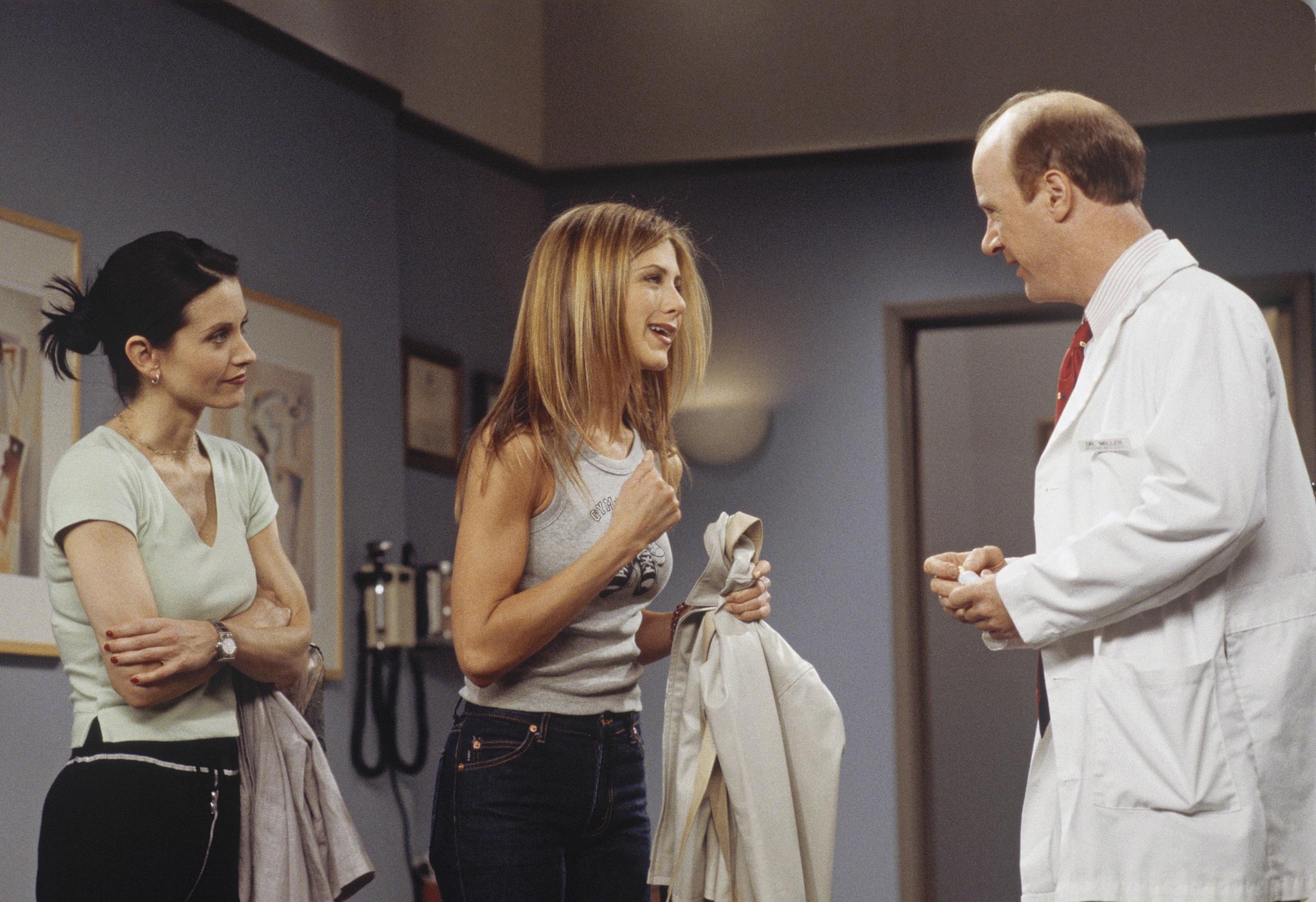 Jennifer Aniston comme Rachel Green.  Photo: (IMDB)