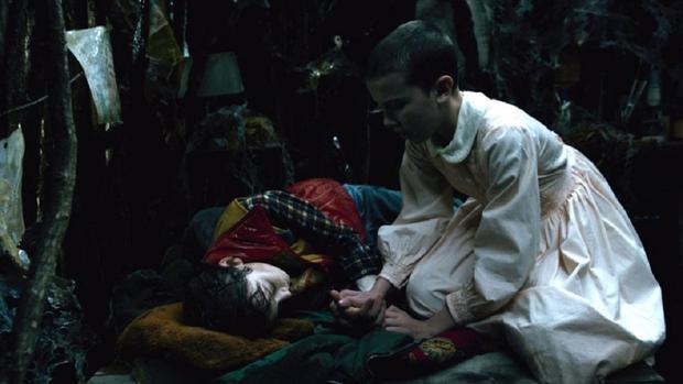 Onze a trouvé Will à l'envers (Photo: Netflix)