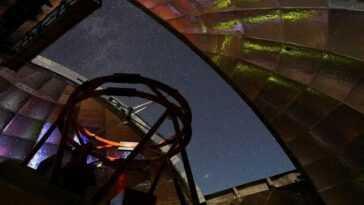 L'astéroïde 2001 Fo32, La Plus Grande Roche Spatiale à Avoir