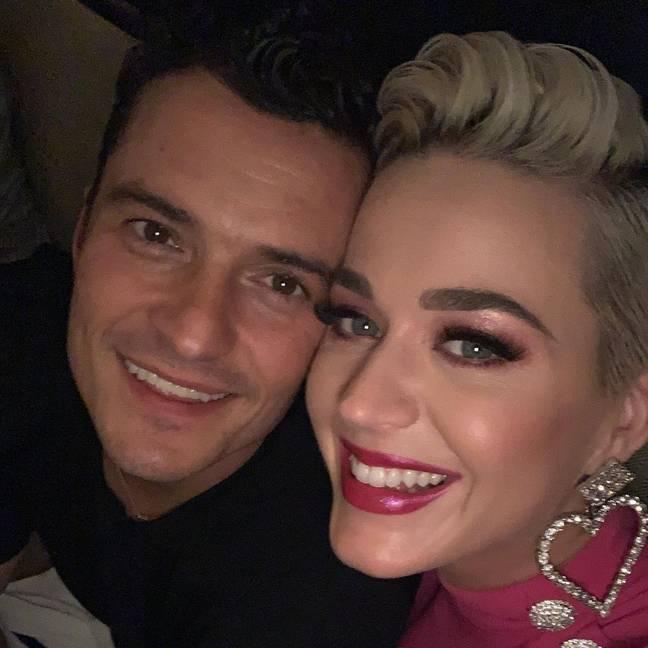 Crédit: Instagram / Katy Perry