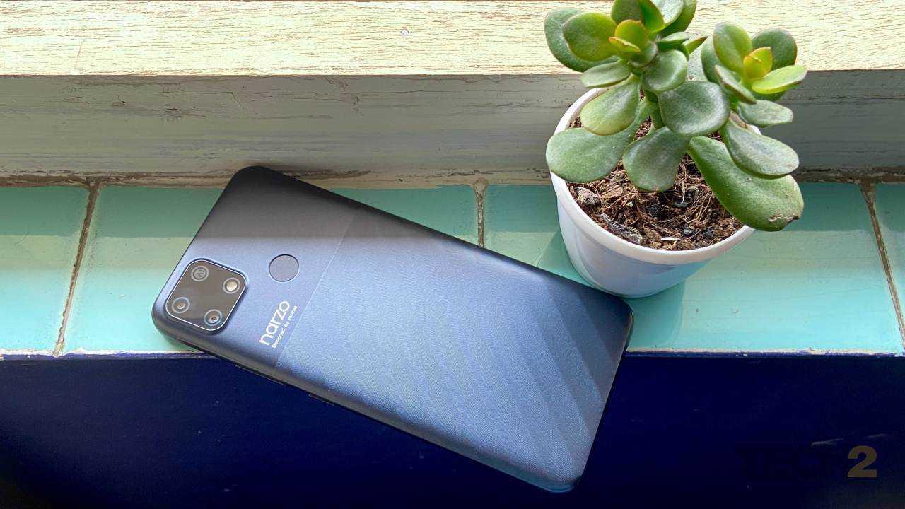 Test Du Realme Narzo 30a: Un Smartphone D'entrée De Gamme