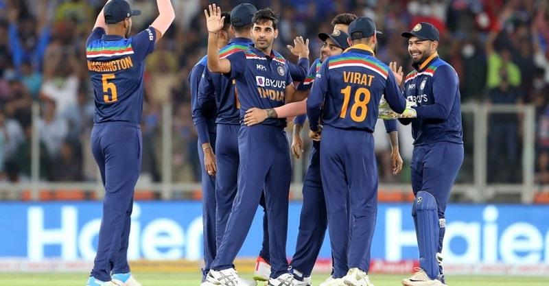 L'Inde a battu l'Angleterre par 66 courses dans le premier ODI