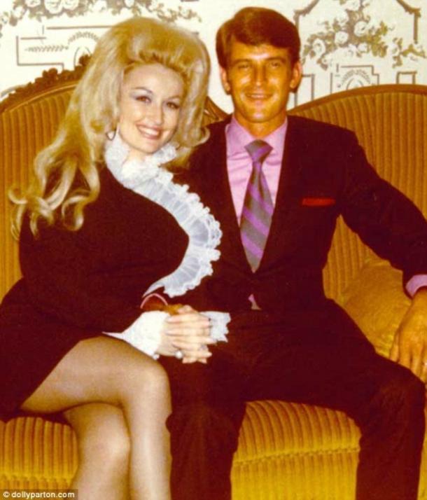 Dolly Parton et Carl Dean