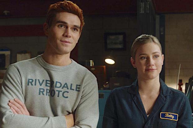 Archie, Betty, Veronica, Jughead et les autres sont devenus professeurs (Photo: The CW)