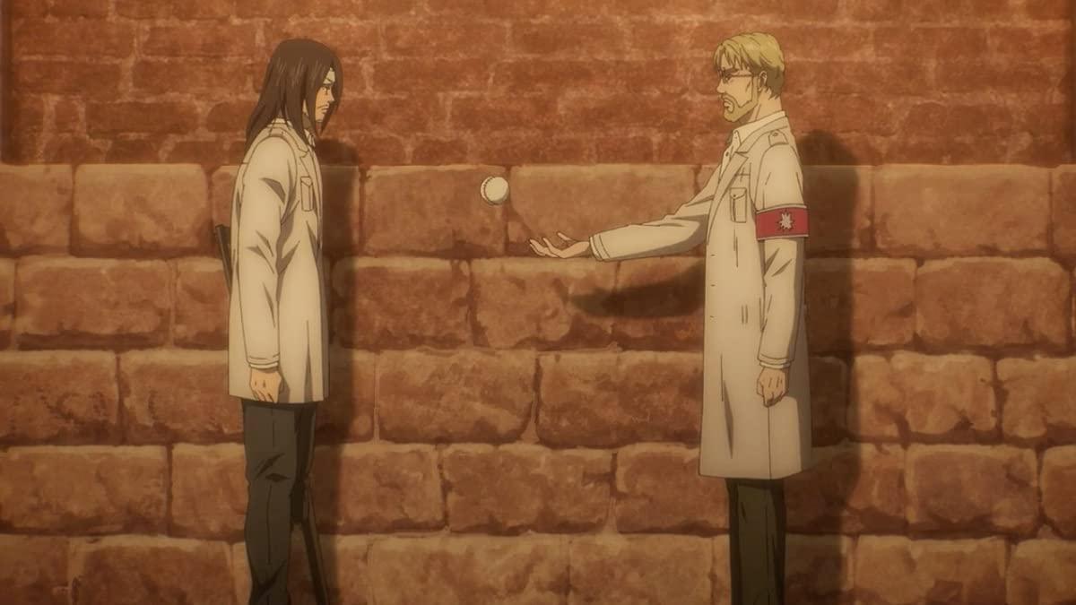 Shingeki no Kyojin est également disponible sur Crunchyroll.  Photo: (IMDB)