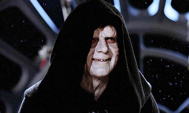 "Palpatine relancé dans ""Star Wars: The Rise of Skywalker"" (Photo: Lucasfilm)"