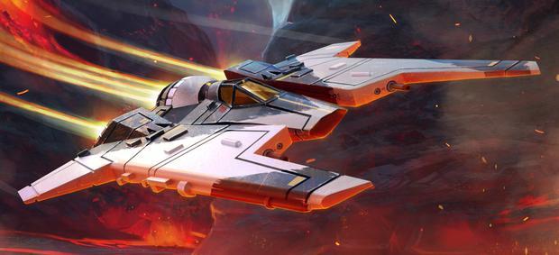 Combattant Mandalorian Fang (Photo: Star Wars)