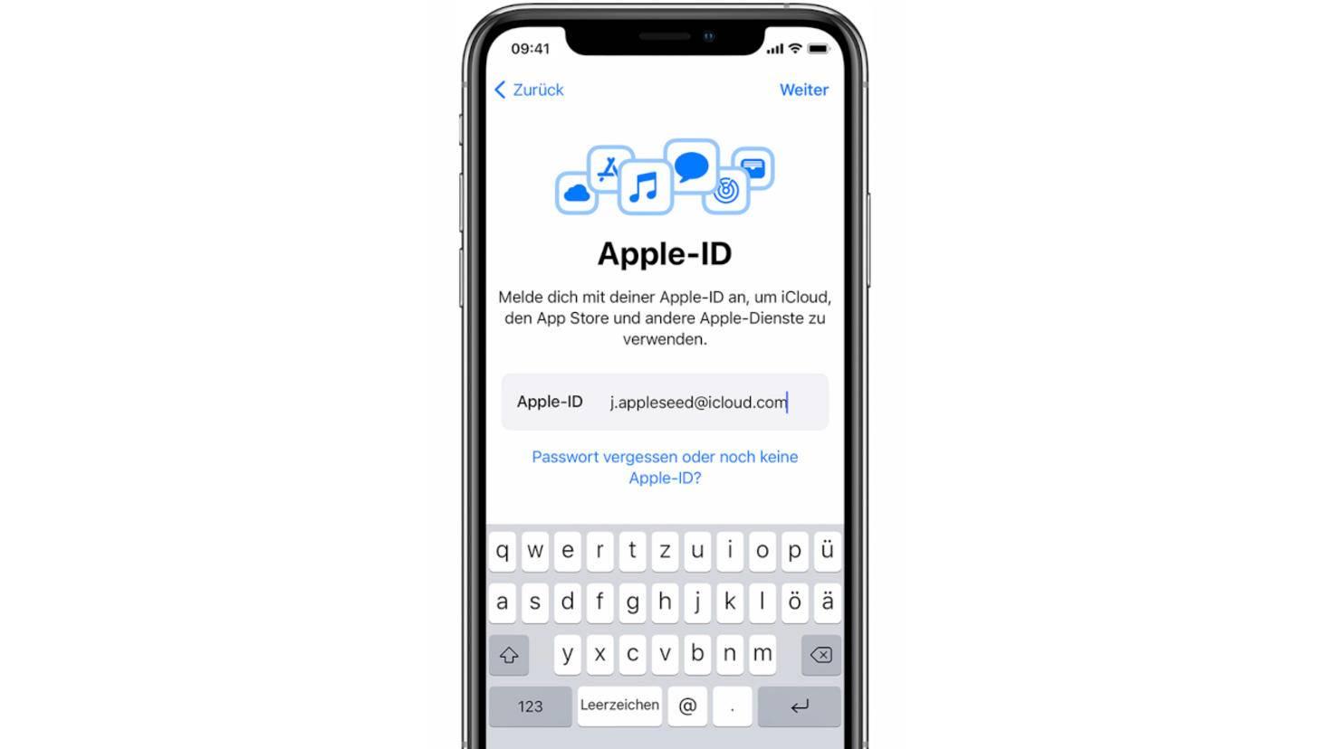 Configurer un nouvel iPhone