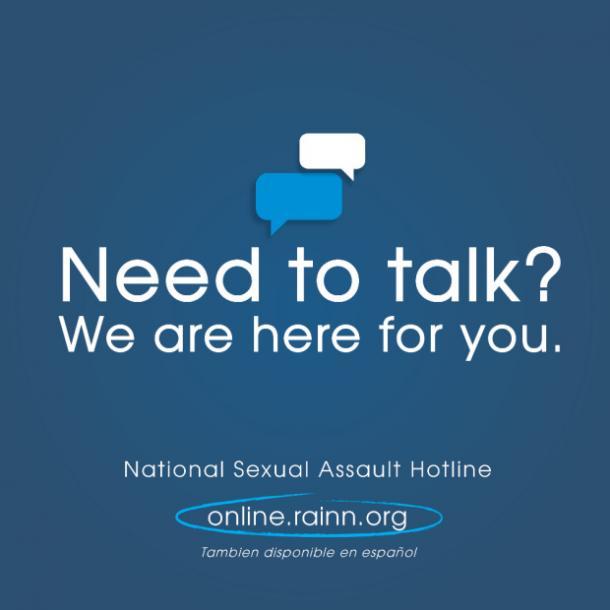 ligne téléphonique nationale pour les agressions sexuelles