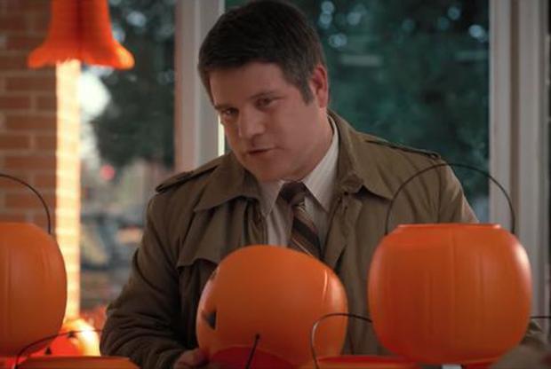 Pourtant, Astin n'a pas été surpris quand il a été mentionné que son personnage de Bob mourrait prématurément (Photo: Netflix)