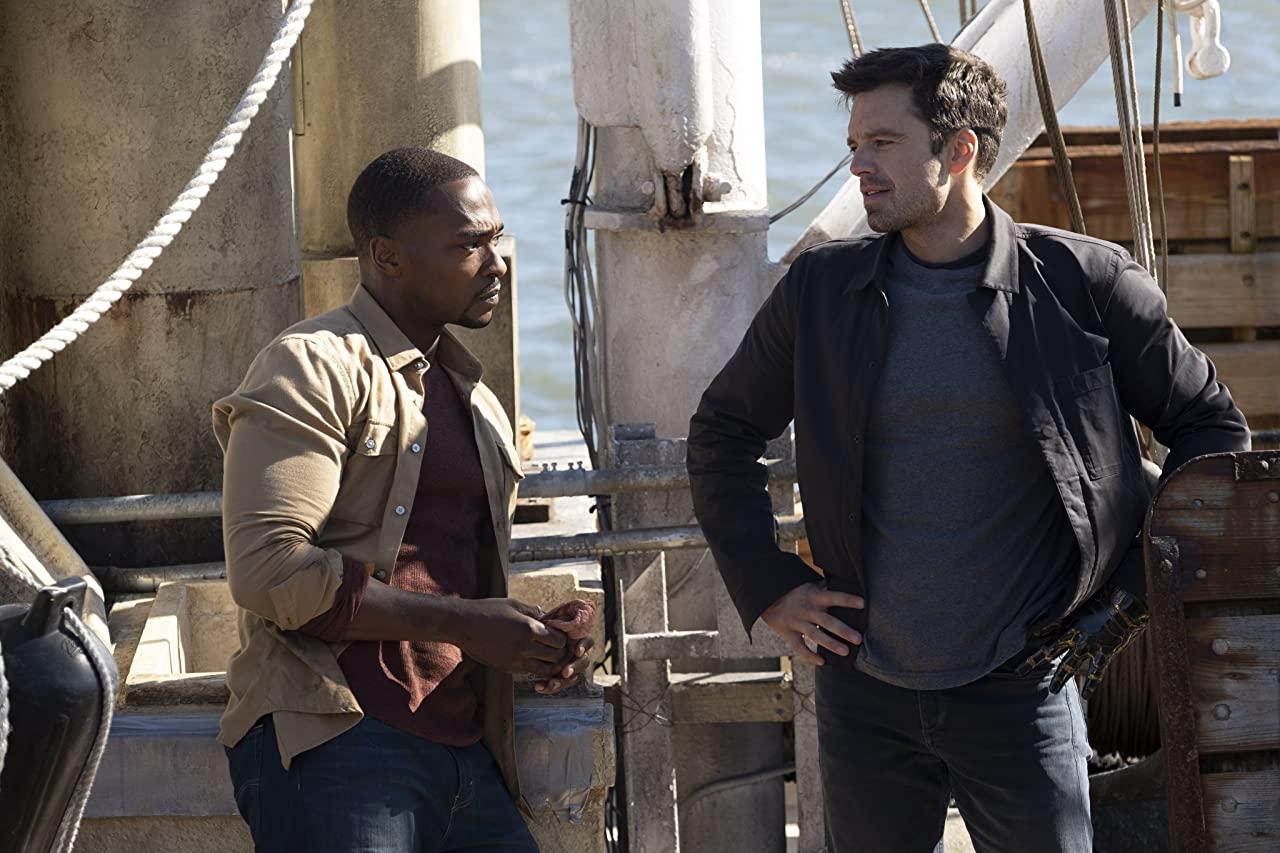 Sebastián Stan et Anthony Mackie n'ont pas réussi à se mesurer à Marvel.  Photo: (IMDB)