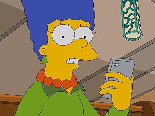 Marge était le grand gagnant.  Photo: (IMDB)