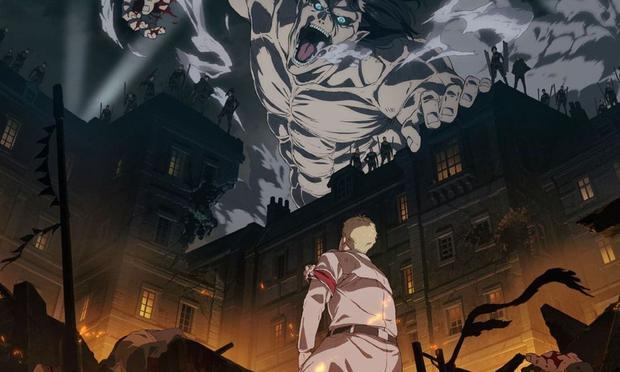 """Shingeki no Kyojin"" (Photo: Crunchyroll)"