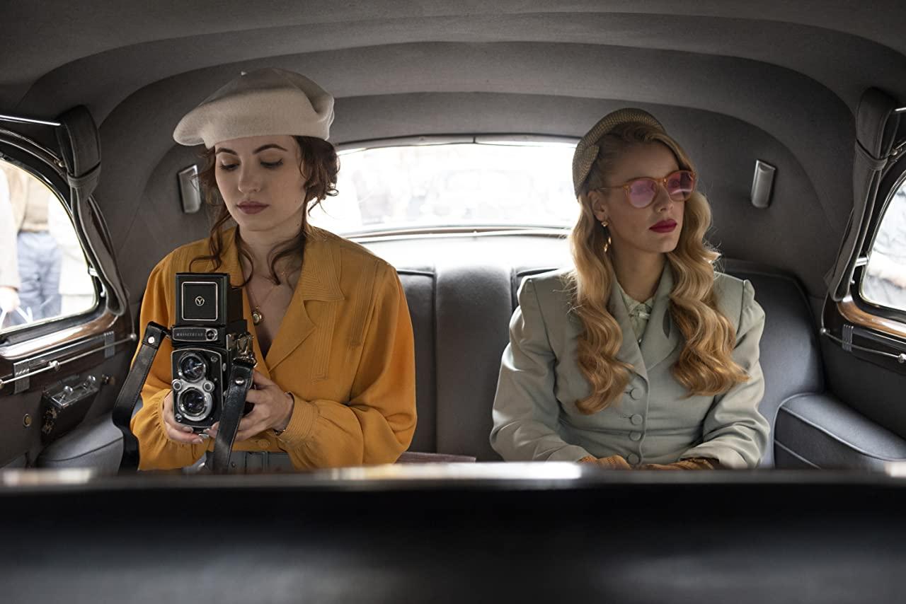 L'histoire de Carolina et Eva est un grand succès.  Photo: (IMDB)