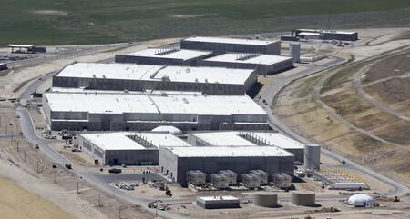 Centre de données haute résolution de l'Utah