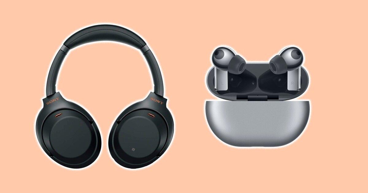 Bandeau et écouteurs intra-auriculaires