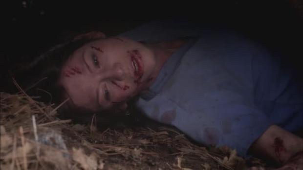 """Lexie Gray est morte d'une manière terrible """"L'anatomie de Grey"""" (Photo: ABC)"""