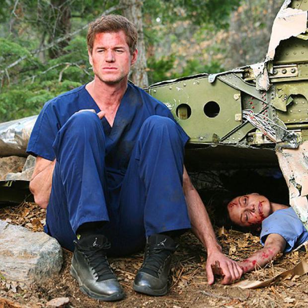Mark est resté jusqu'à la fin avec Lexie