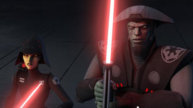 Star wars: Rebels.  (Photo: Youtube)