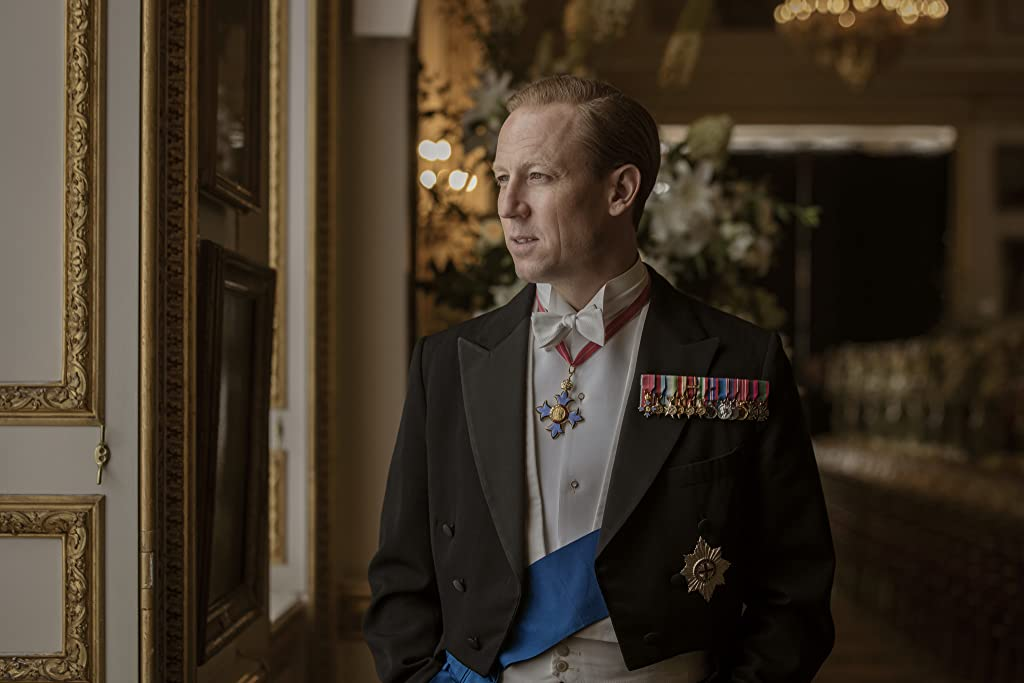 Tobías Menzies est qualifié de Philippe d'Édimbourg.  Photo: (IMDB)