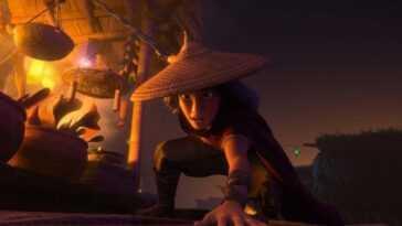 7 choses que vous ne saviez probablement pas sur Raya et le dernier dragon