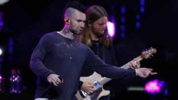 """Adam Levine De Maroon 5: """"il N'y A Plus De"""