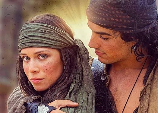 Kobo et Alicia ont révolutionné la deuxième saison.  Photo: (IMDB)