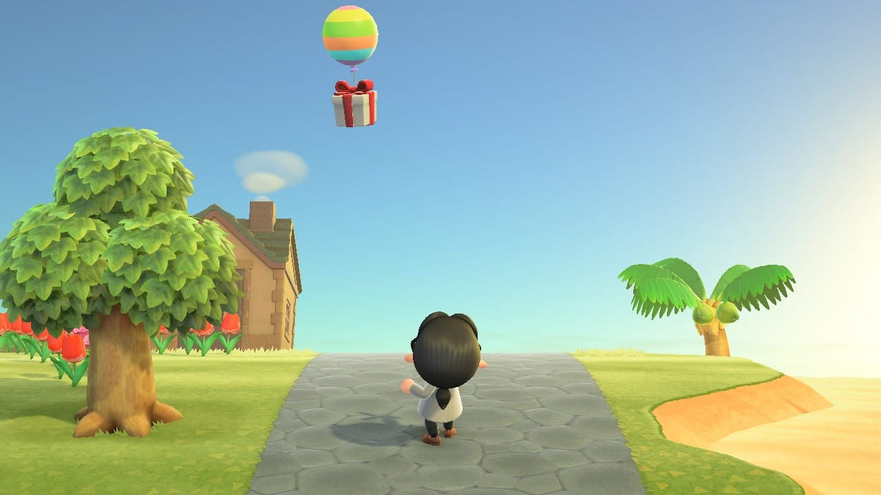 Animal Crossing New Horizons Emplacement des œufs chanceux