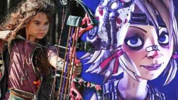 Ariana Greenblatt Est La Minuscule Tina Dans Le Film Borderlands