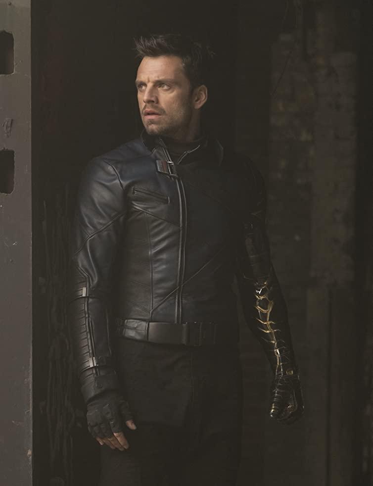 Sebastián Stan est le grand protagoniste de Falcon et The Winter Soldier.  Photo: (IMDB)