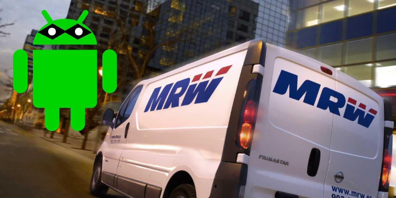 Le cheval de Troie bancaire Flubot usurpe désormais l'identité de MRW